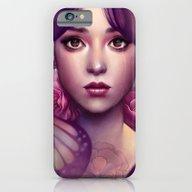 iPhone & iPod Case featuring Facade by Megan Lara
