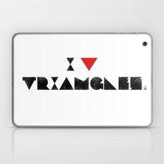 I V TRIANGLES Laptop & iPad Skin