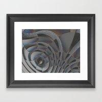 silverlace Framed Art Print
