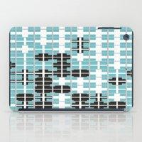 White Crosses iPad Case