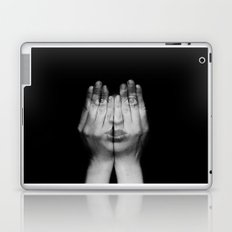 I Can See Through You Laptop & iPad Skin