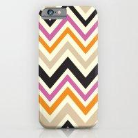 August Chevron iPhone 6 Slim Case