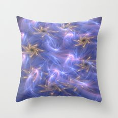 Dreaming On A Star Throw Pillow