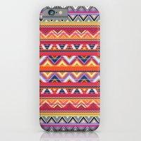 Aztec #6 iPhone 6 Slim Case