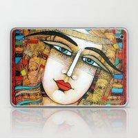 YOUNG GIRL Laptop & iPad Skin