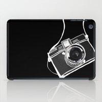 Noir Lomo Love iPad Case