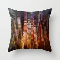 Throw Pillow featuring Metropolis by Angelo Cerantola