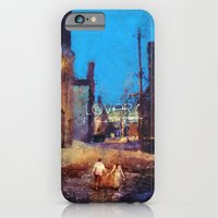 Lovers of the night iPhone 6 Slim Case