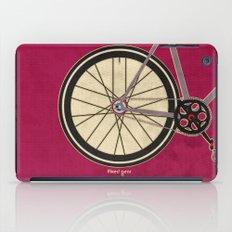 Single Speed Bicycle iPad Case