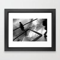 Missing Madrid Framed Art Print