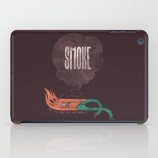 Smoke! iPad Case