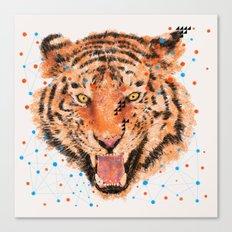 TIGER I Canvas Print
