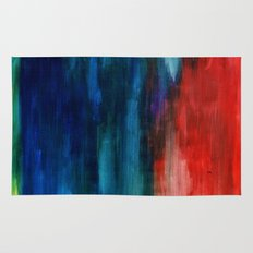Spring Yeah! - Abstract paint 1 Rug