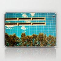 Sky Wall Laptop & iPad Skin