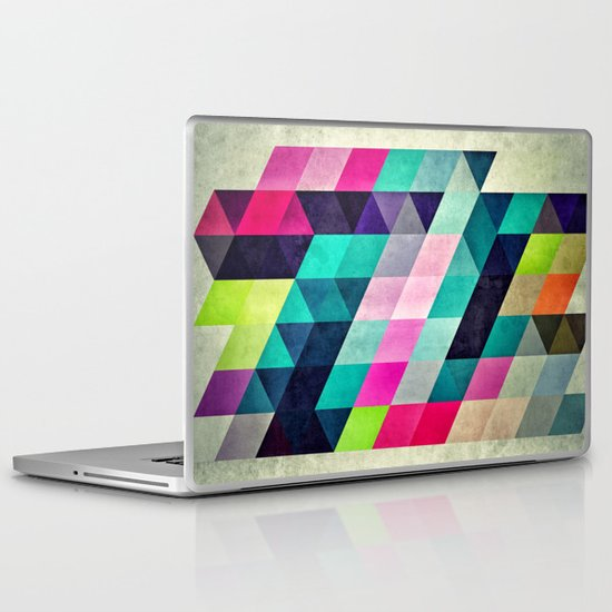 Cyrvynne xyx Laptop & iPad Skin
