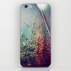 Holga Flowers III iPhone & iPod Skin