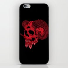 Damn Ram iPhone & iPod Skin