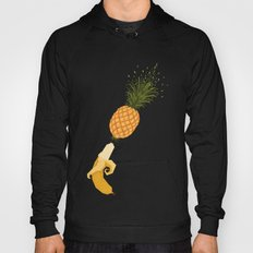 Who Shot The Pineapple? Hoody