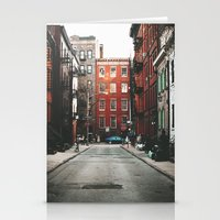 Gay Street NYC Stationery Cards