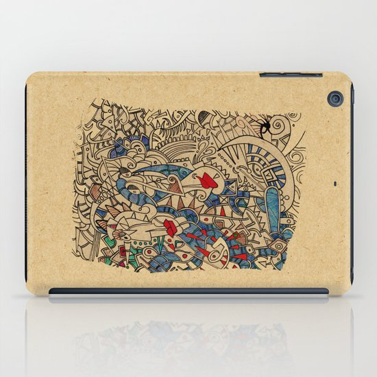 - medieval - iPad Case