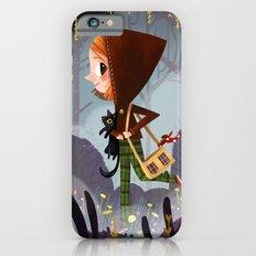 Walk In The Woods iPhone 6 Slim Case