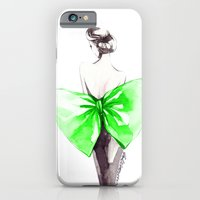 Elegance In Green iPhone 6 Slim Case