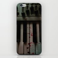 Music.Death.Analog iPhone & iPod Skin