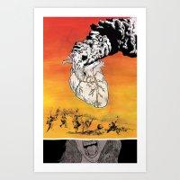 My Kingdom Art Print