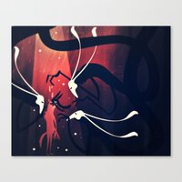 Canvas Print featuring Taken Time by Doc Diventia