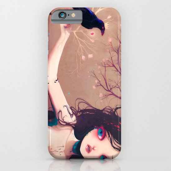 Le protocole amoureux. iPhone & iPod Case