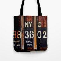 NYC 88 36 02 Tote Bag