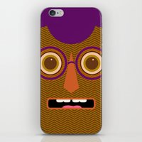 PumkinFrank iPhone & iPod Skin