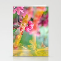 Danse du Printemps Stationery Cards