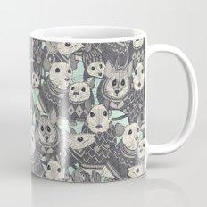 Sweater Mice Mint Mug