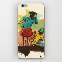 Hide & Seek Part 2 iPhone & iPod Skin