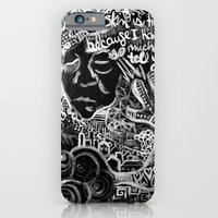 My Skin Is Tingly Becaus… iPhone 6 Slim Case