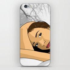 Olga iPhone & iPod Skin
