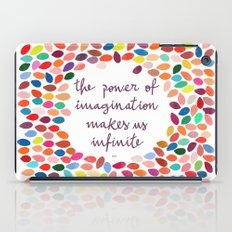 Imagination [Collaboration with Garima Dhawan] iPad Case
