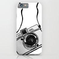 White Moodie Lomo iPhone 6 Slim Case