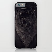 iPhone & iPod Case featuring Call of the Wild Night by nicebleed