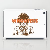 Whooters iPad Case