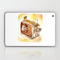 Vintage Gadget Series: K… Laptop & iPad Skin