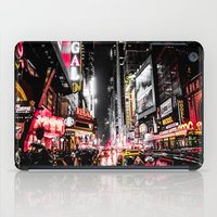New York City Night II iPad Case