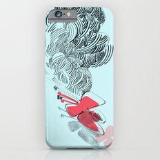 in red iPhone 6 Slim Case
