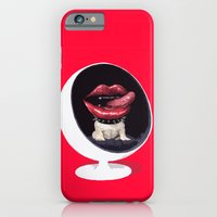 Dog mouth iPhone 6 Slim Case
