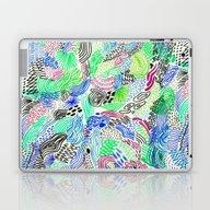 Laptop & iPad Skin featuring Analogic by Marcelo Romero