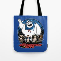 The Protonpack Guys Tote Bag