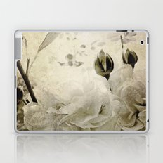 the cutting garden Laptop & iPad Skin