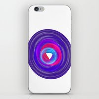 Unity Nebula iPhone & iPod Skin