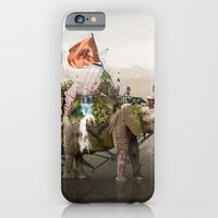iPhone & iPod Case featuring Lost Continent by Pete Harrison